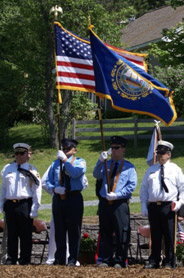 Fire Department Honor Guard Memorial Day 2013